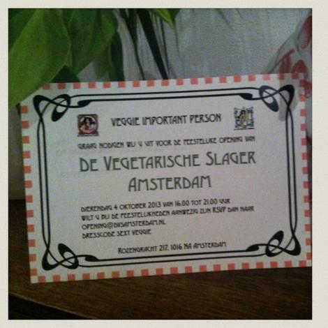 vegaslager uitnodging